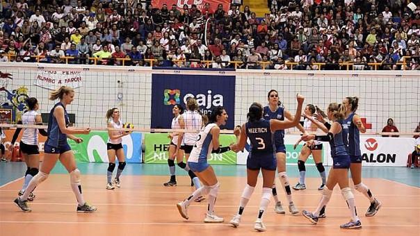 La Selección Argentina de Vóley clasificó al Mundial Japón 2018 y acompañará a Brasil. Ambas serán los representantes Sudamericanos.