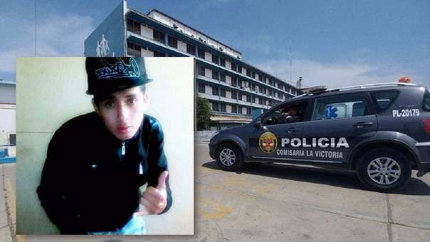 Joven asesinado en Pomalca