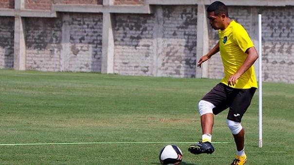 Jugador del equipo César Vallejo