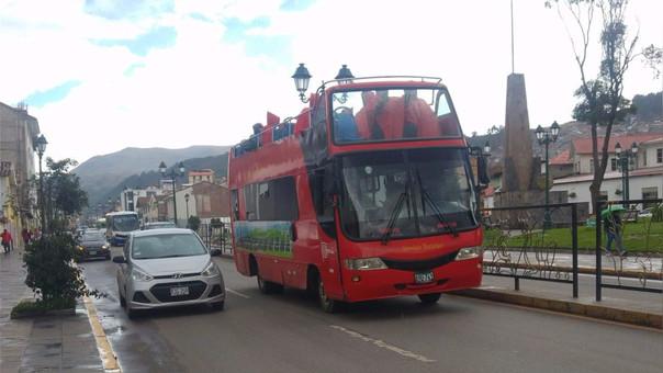 buses panorámicos en cusco