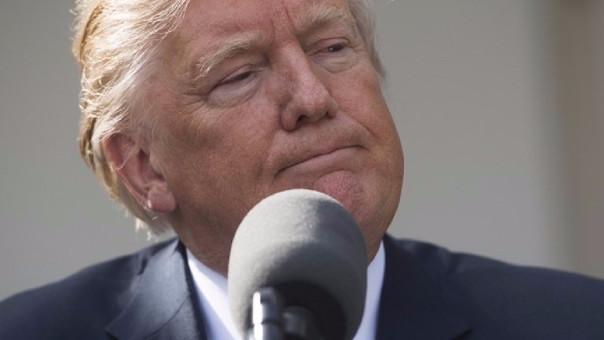 Trump niega tener que responder por abusos