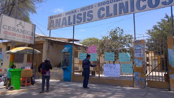 Centro de Salud de Castilla