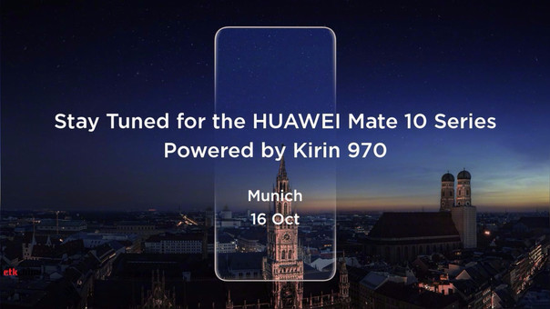 Nuevos Huawei Mate 10 con Inteligencia Artificial