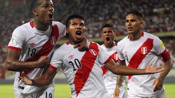 Paolo Guerrero fue el goleador de Perú en las Eliminatorias Rusia 2018 con 6 goles.