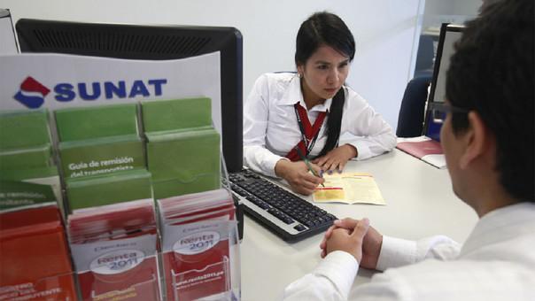 """Más de 27 mil contribuyentes se benefician con """"Declaración Cero"""", informó la Sunat."""