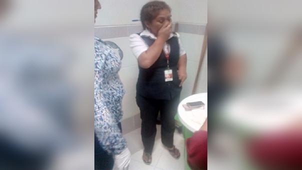 Trabajadora del Poder Judicial detenida por cobrar presunta coima.