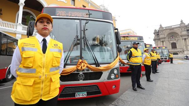 Semi Expreso 206 opera desde mañana — Corredor Javier Prado