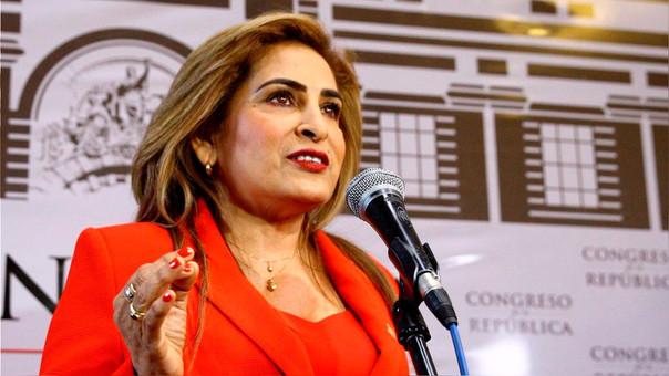 Maritza García renuncia a la presidencia de la Comisión de la Mujer