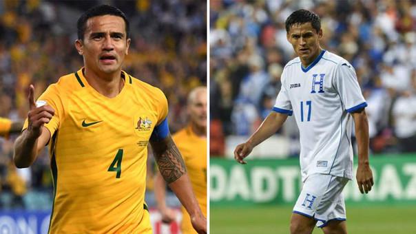 Australia vs. Honduras