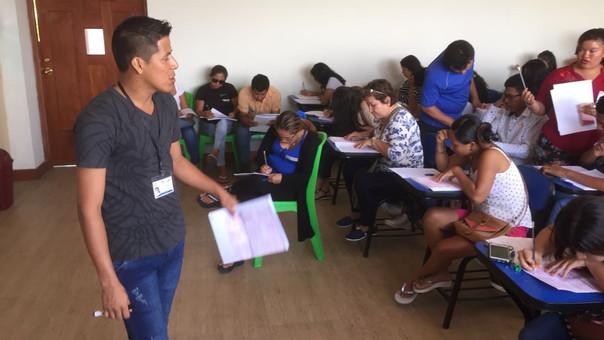 Censo en Iquitos