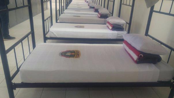 Camas Escuela PNP
