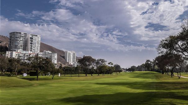 El torneo internacional se desarrolla en Los Inkas Golf Club.