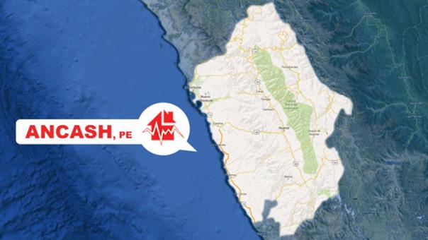 Fuerte sismo remeció Lima y Callao la noche del domingo
