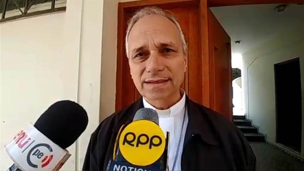 Monseñor Robert Prevost