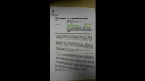 Perú: Taxista quedó desfigurado tras defender a joven de ser violada