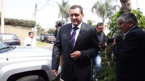 El presidente de la comisión de Fiscalización del Congreso, Rolando Reátegui, también comentó que Alejandro Toledo estará en prisión tarde o temprano.