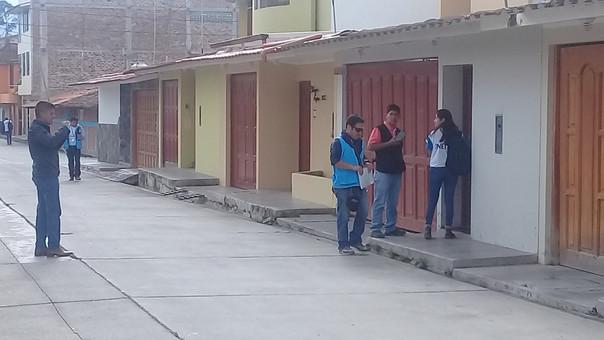 Censadores fueron puestos a disposición del Poder Judicial de Cutervo y Chilete para determinar su situacion legal