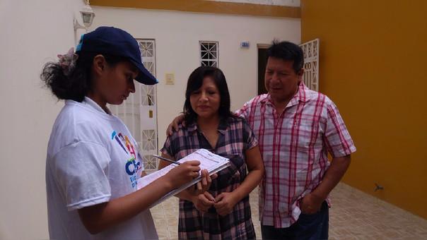 El censo en las zonas rurales empieza hoy hasta el cinco de noviembre.