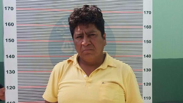 Marco Antonio Luza, será trasladado este lunes por la mañana a la Fiscalía.