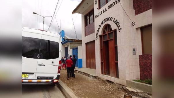 Dos mineros mueren cuando realizaban trabajos de instalación — La Oroya