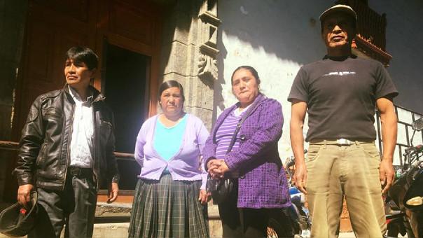 Padres de familia dijeron que el director de La Merced, Andrés Cerquín, se apresuró en mencionar cifras