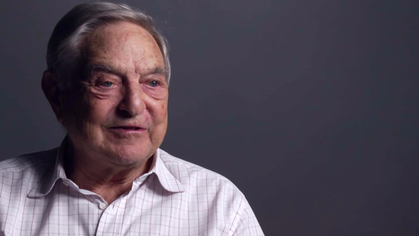 Soros hace una multimillonaria donación a sus 87 años.