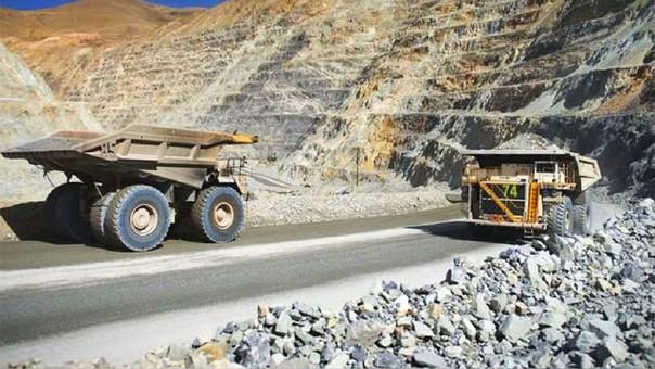 La minería metálica registra un crecimiento de 4.4% en agosto, informó el Banco Central de Reserva.