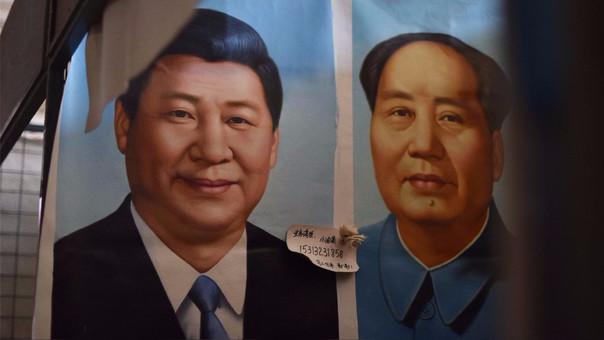Xi Jinping alcanzó el nivel de Mao Tse-Tung para la Constitución china.