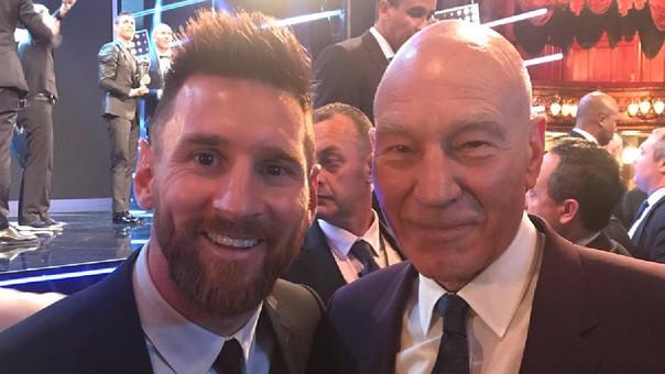 Lionel Messi no gana el premio al mejor jugador desde el 2015.