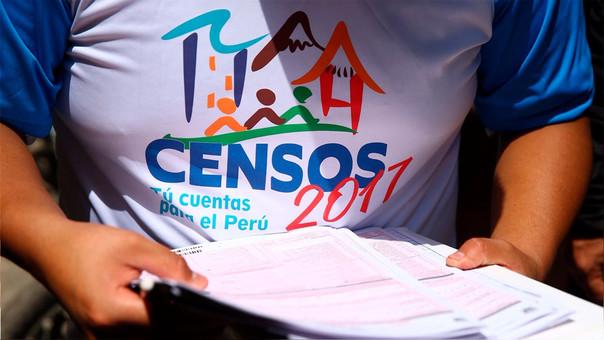 Pese a los inconvenientes, Sánchez aseguró este martes que el nivel de cobertura del censo fue alto.