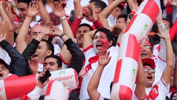 Perú jugará el repechaje por primera vez en su historia.