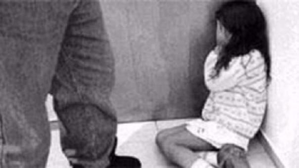 Violación de menores