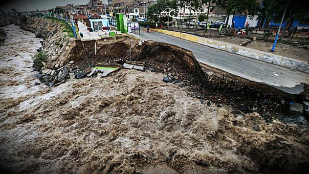 El Niño costero en Perú