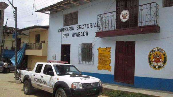 Comisaría de Ayabaca