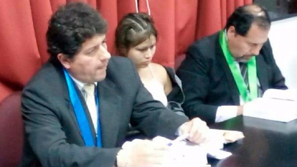 El polémico nuevo video de interrogatorio — Shirley Silva