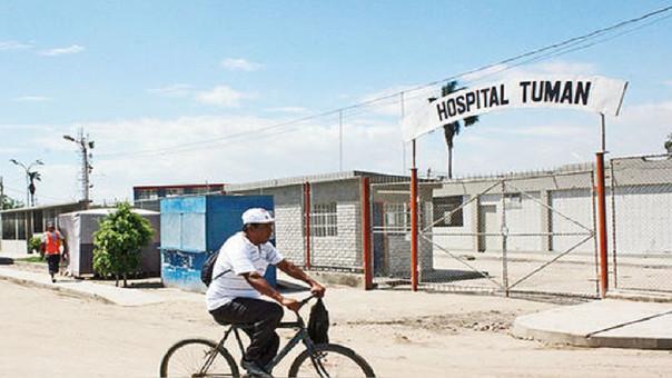 Nuevo hospital de Tumán