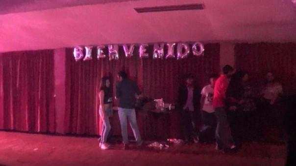 Discoteca Arequipa