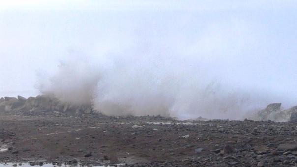 Simulacro de sismo y tsunami en zonas costeras
