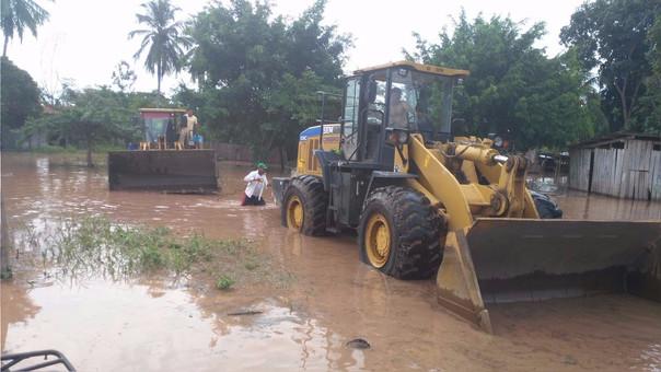 Cinco muertos deja desborde de quebradas en Picota — San Martín