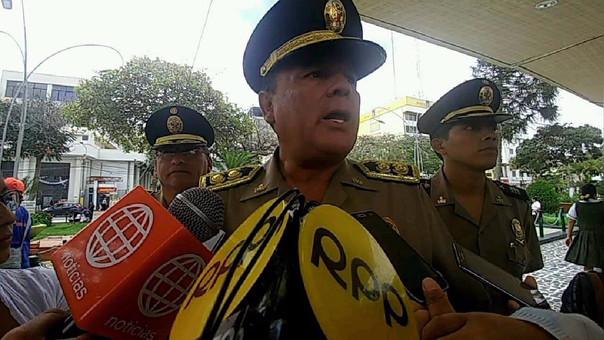 General Jorge Pérez Flores
