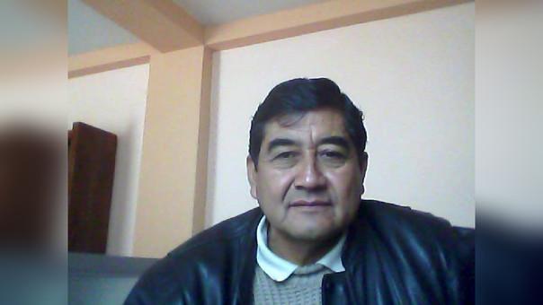Roberto Cueva Aquino es director de la institucion educativa 82403 Santa Rosa en Celendín y en la actualidad permanece prófugo desde junio de este año