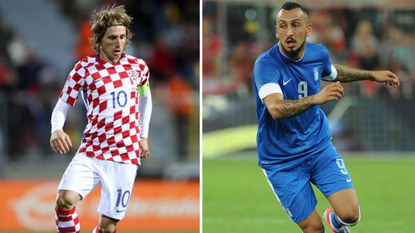 Croacia vs. Grecia
