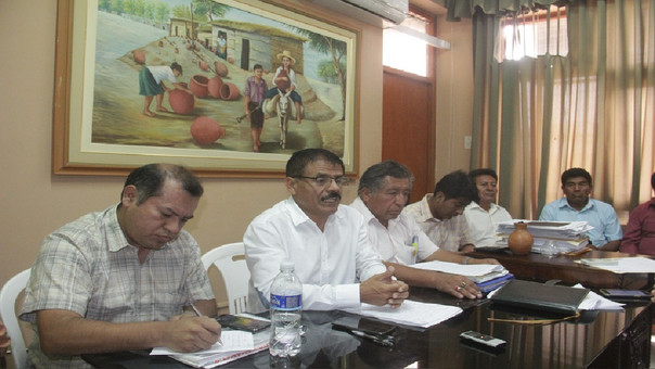 alcaldes de Catacaos