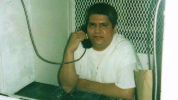 Rubén Ramírez Cárdenas fue condenado a muerte en 1998 por la violación y el asesinato de su prima el año anterior.