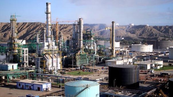 Nueva Refinería de Talara tiene avance de 68%.