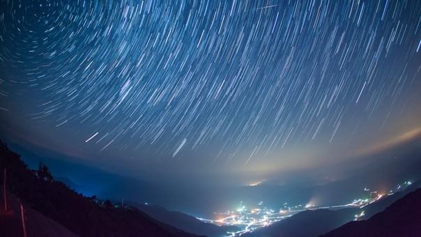 La lluvia de meteoritos se verá en casi todo el planeta.