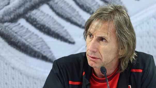 """Ricardo Gareca: """"No hay nada fácil para nosotros, pero tengo fe"""""""