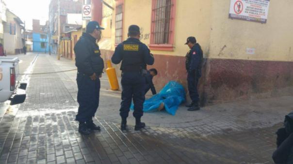 los otros tres policías heridos se recuperan en el hospital de la provincia de Cutervo