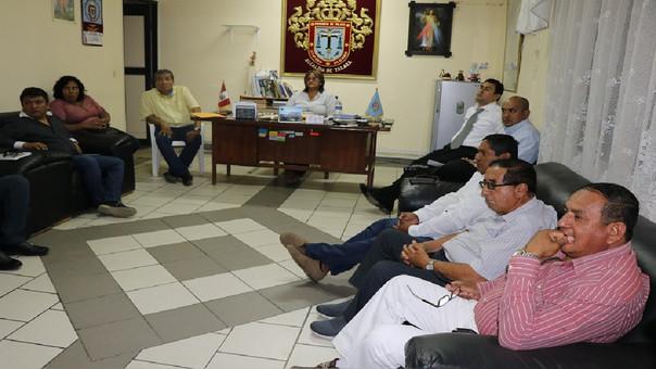 Alcaldes de Talara