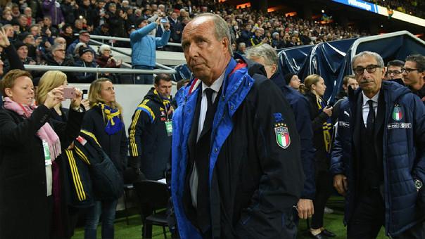 Ventura es destituido como seleccionador italiano — Oficial